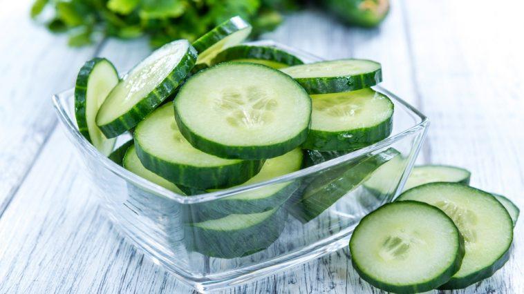 Benefícios do pepino para saúde